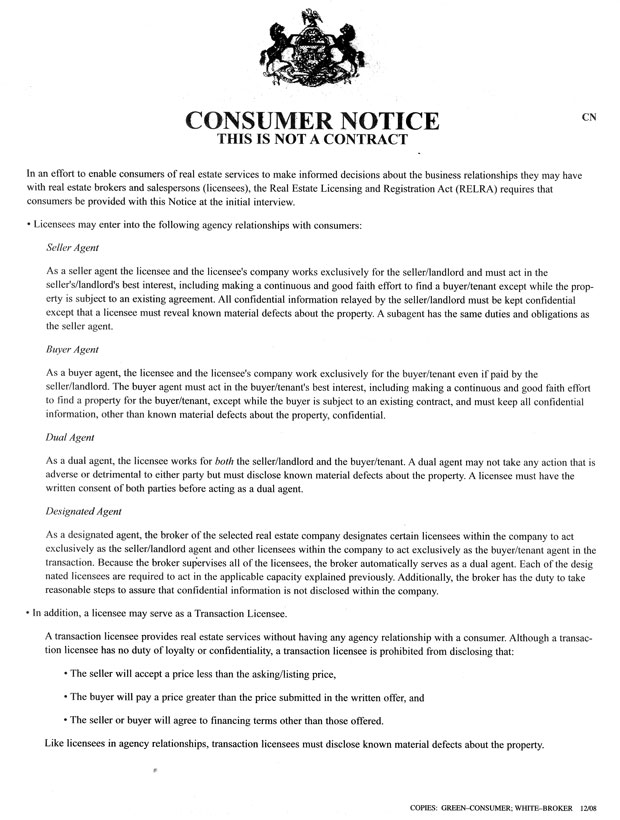 Consumer Form General Consumer Complaint Form General Complaint